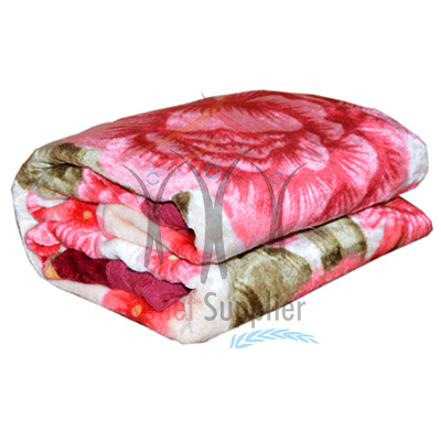 virgin acrylic fibres blankets